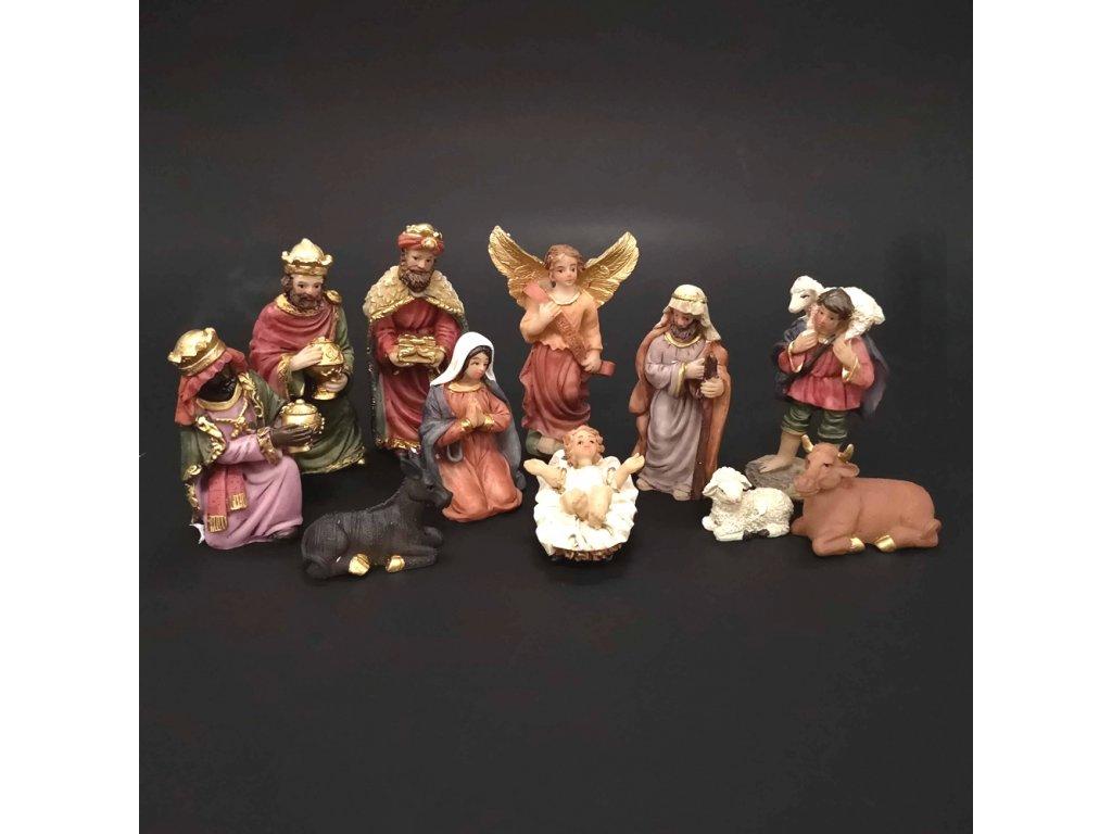 Figurky do betlémů - menší 9 cm
