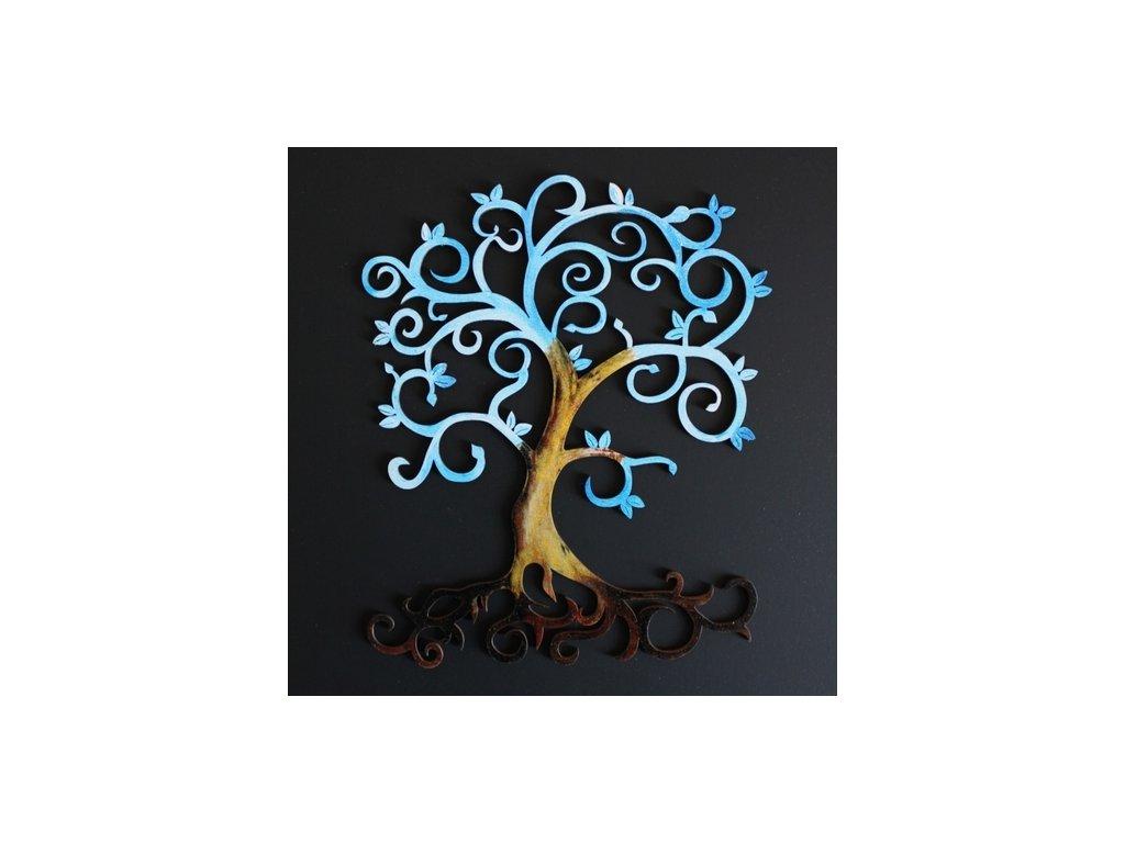 41188 strom modry 20cm