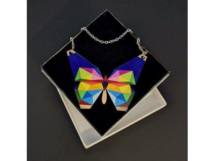 38482 Náhredlník Motýl,