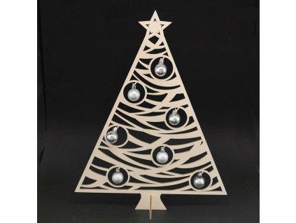 Vánoční dekorace - stromek