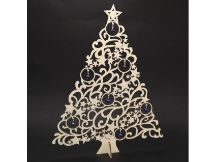 Vánoční dekorace - stromeček
