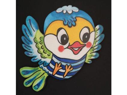 Magnet ptáček 20 cm