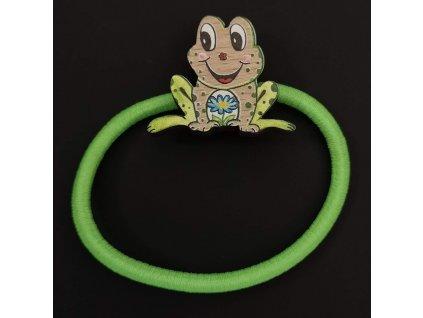 Gumička žába