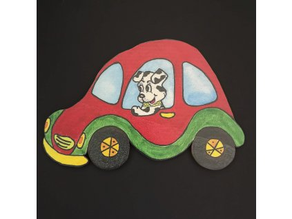 Magnet auto 20 cm