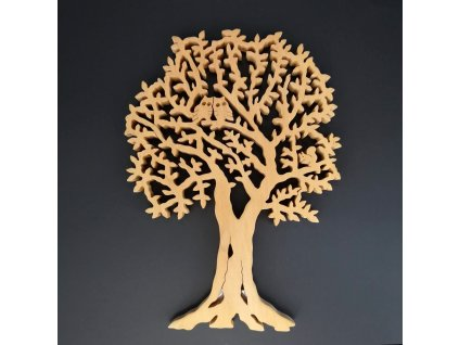 Dřevěný strom