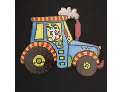 Magnet traktor 20 cm