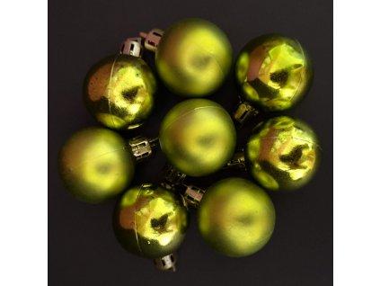 Náhradní koule zelené 8 ks