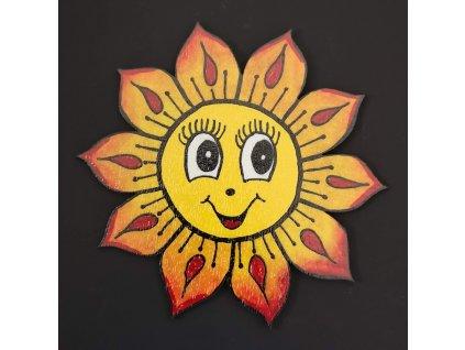 Magnet slunce 10 cm
