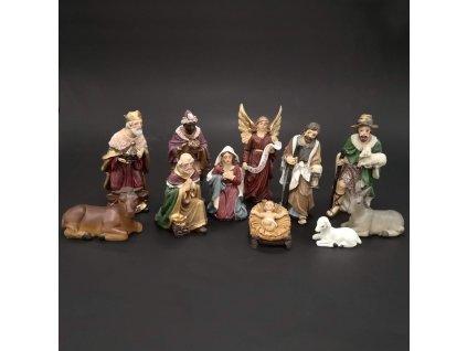 Figurky do betlémů - větší 11 cm