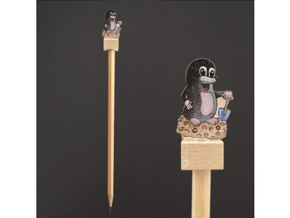 Tužka krtek 3 cm