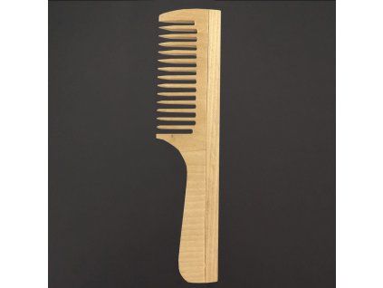 dřevěný hřeben