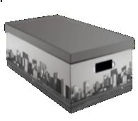 Úložné krabice a boxy