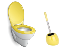 WC úklid a hygiena