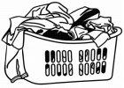 Koše na prádlo