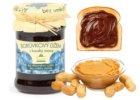 Džemy, nutely, ořechová másla