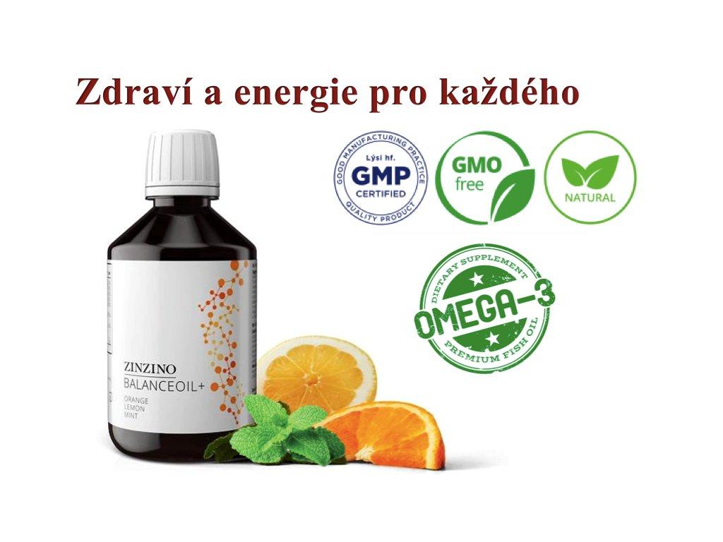 balance oil pomeranč 300 ml
