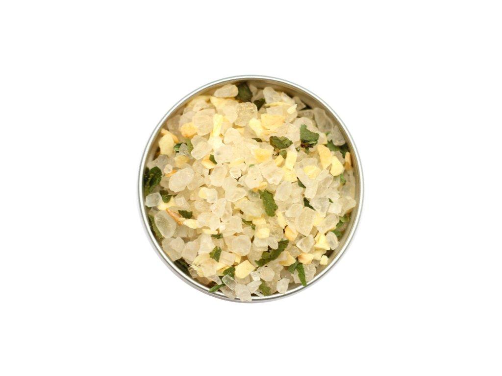 česneková sůl a