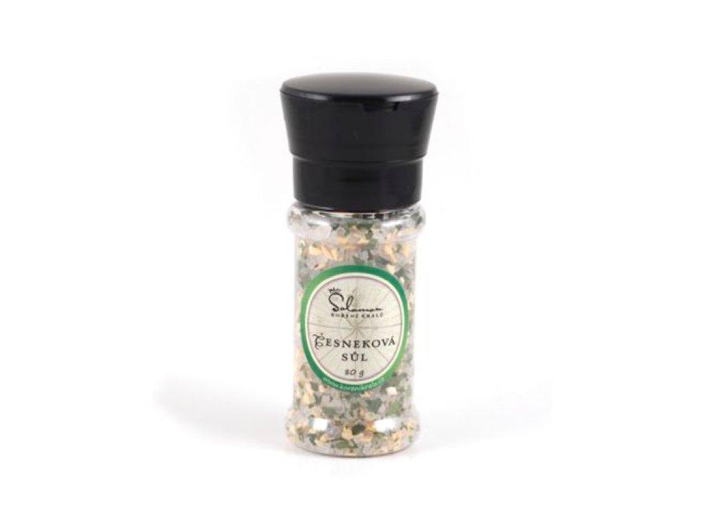 mlýnek sůl česnek