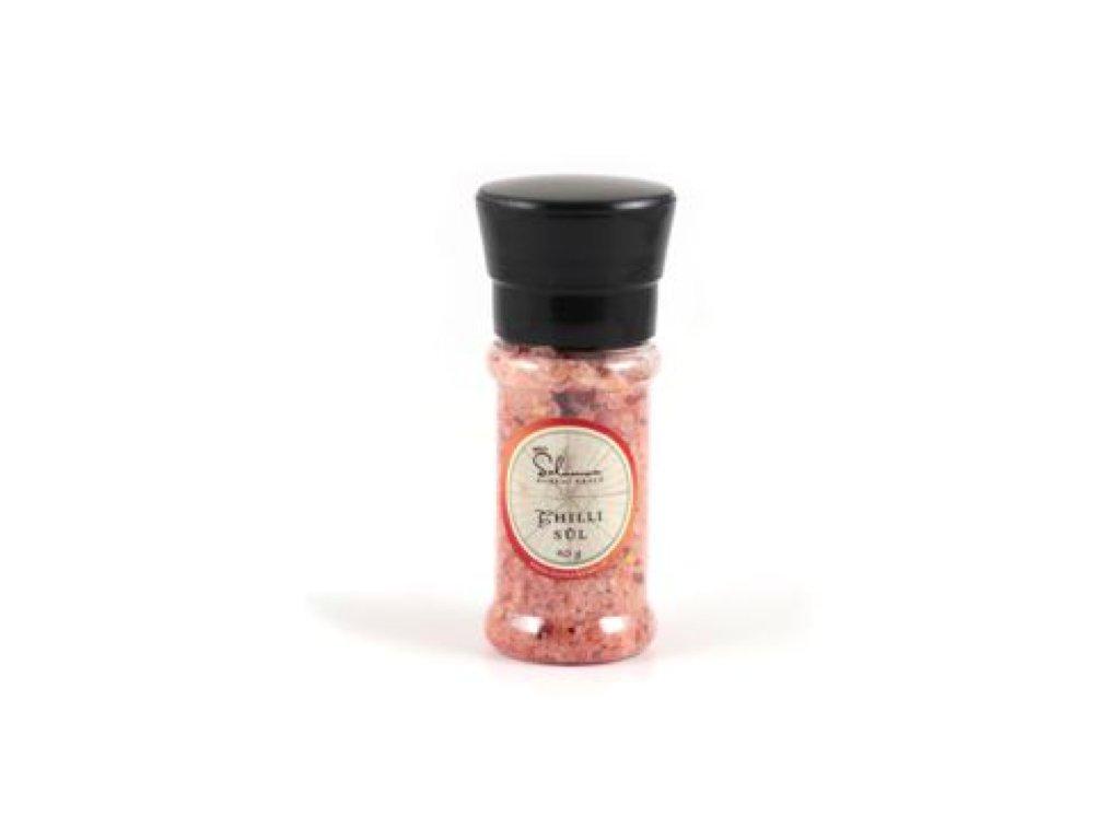 mlýnek sůl chilli