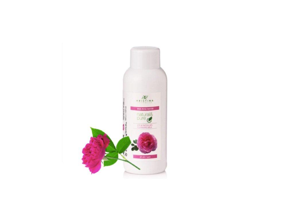 K čištění růže a
