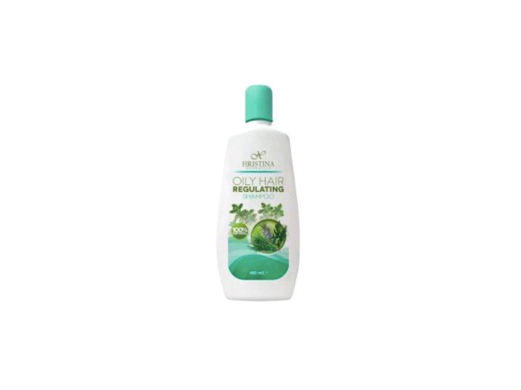 V šampon mastné