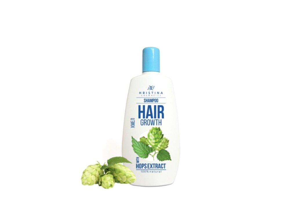 V šampon chmel