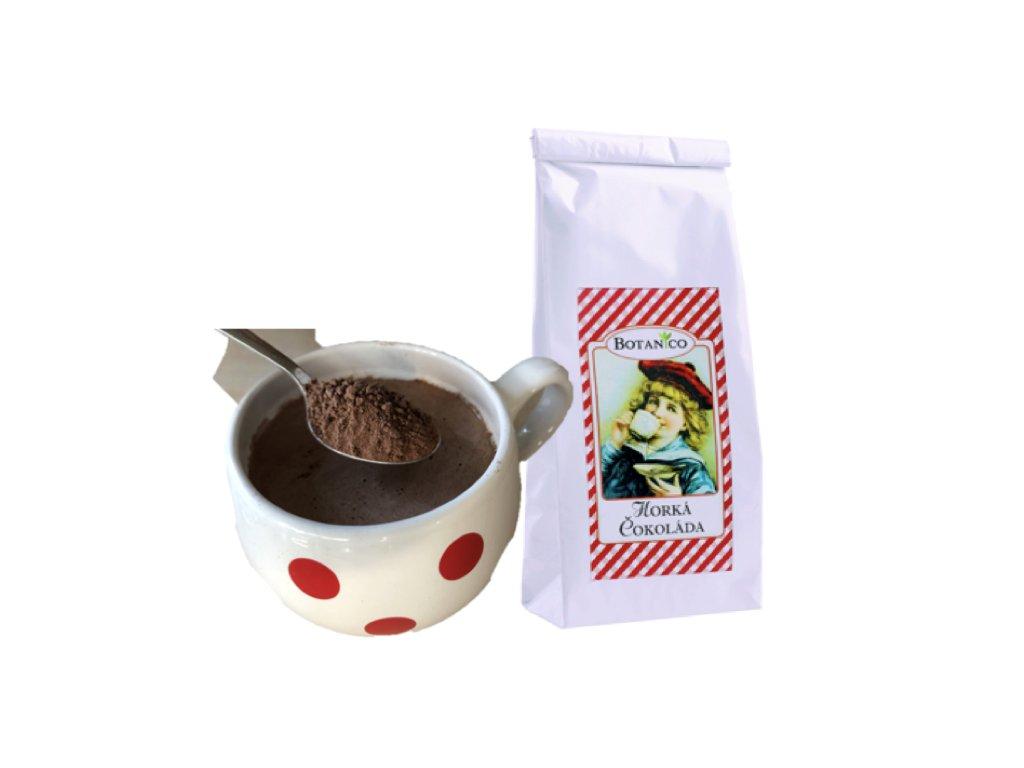 horká čokoláda natural