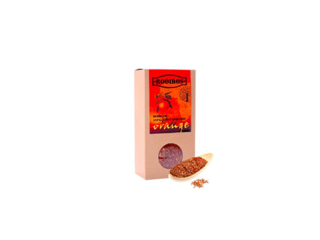 čaj rooibos orange a