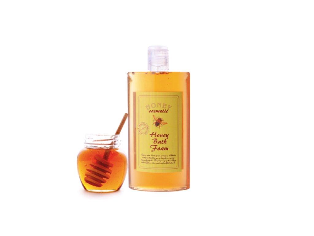 K pěna med a