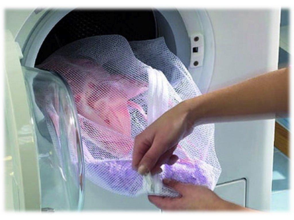 sáček na praní velký a