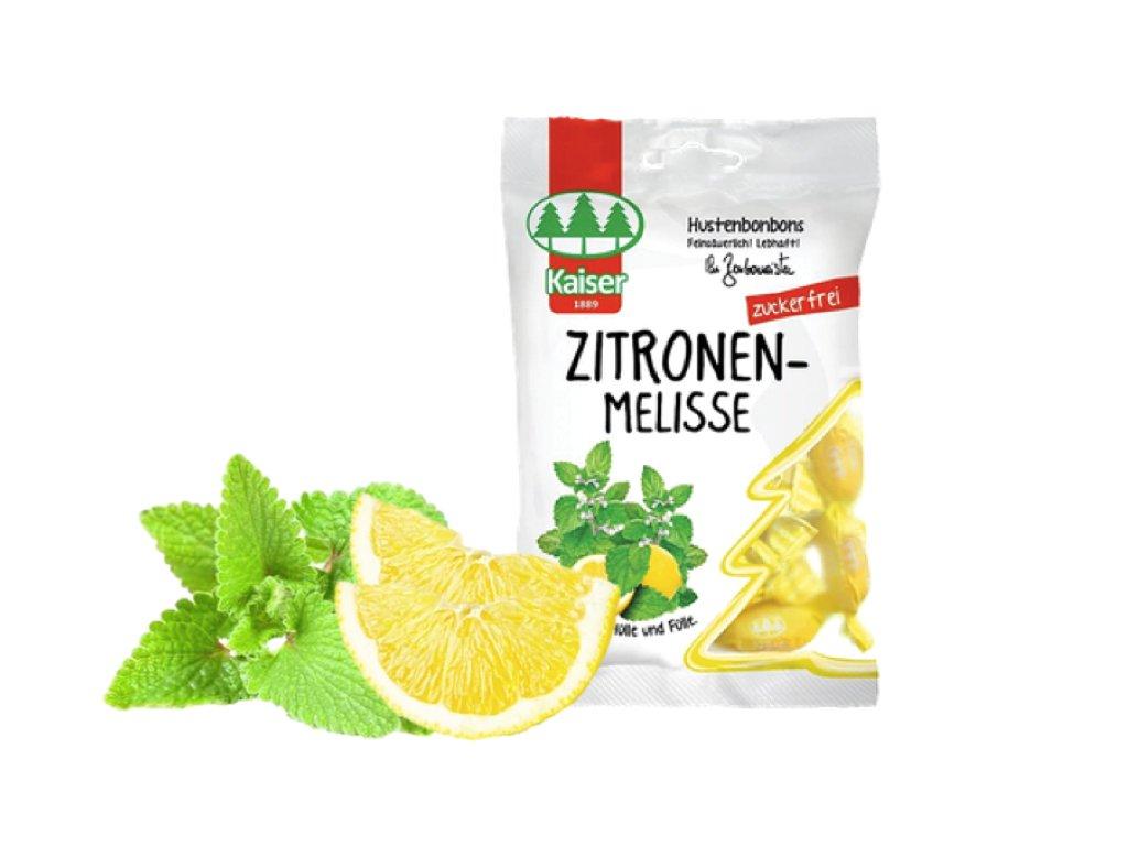 Kaiser meduňka citron