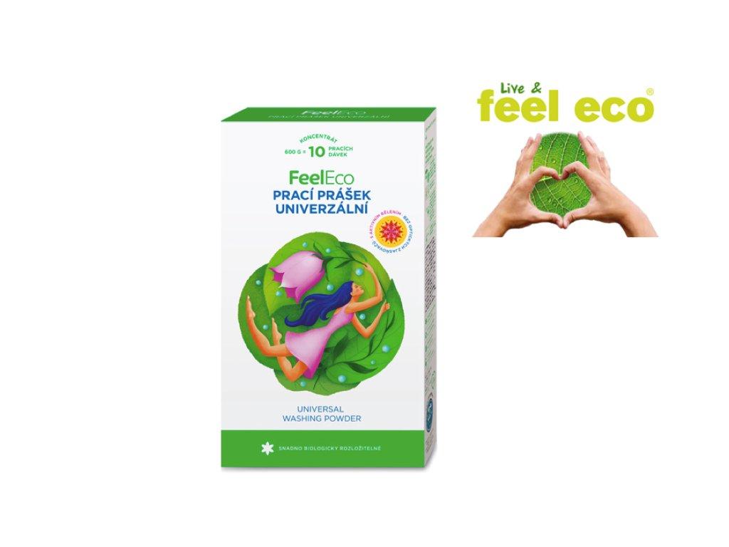 FEEL ECO univerzální prací prášek 2,4 kg