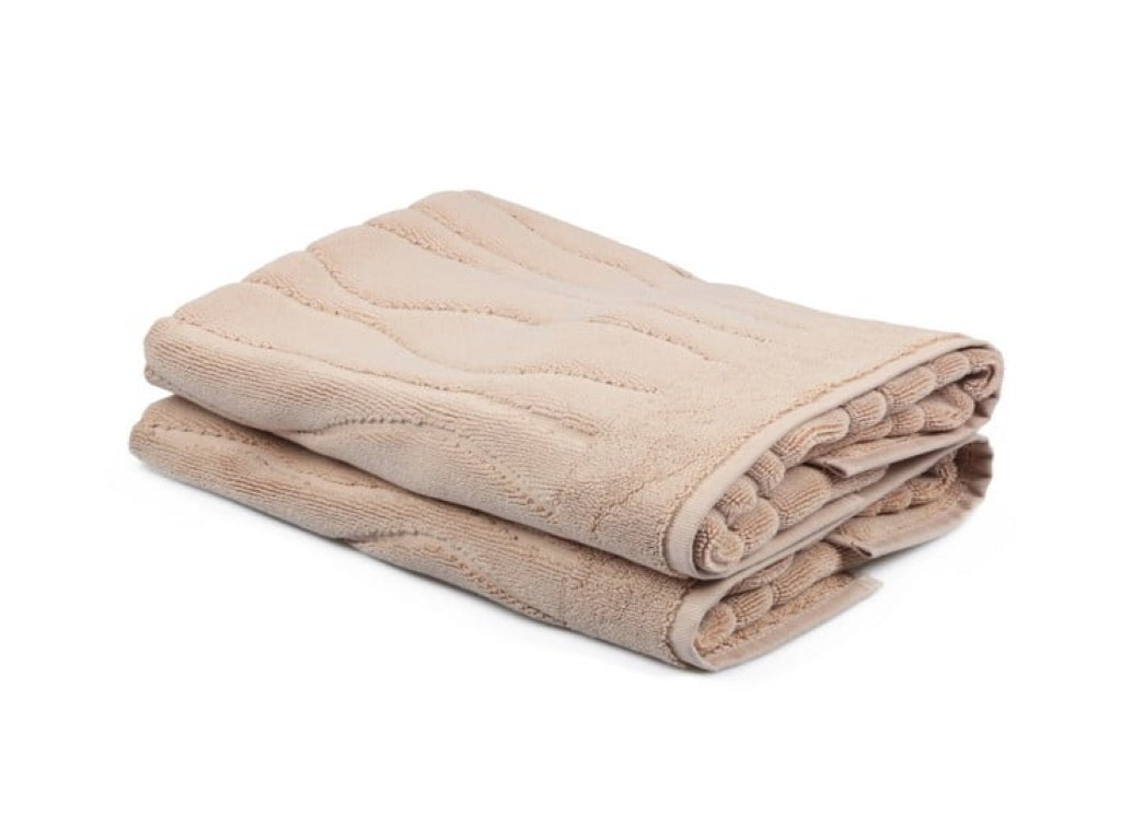 ručníky beverly béžové a