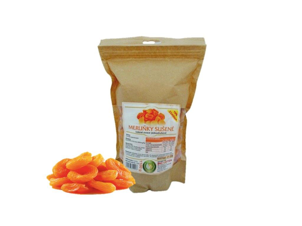 meruňky a