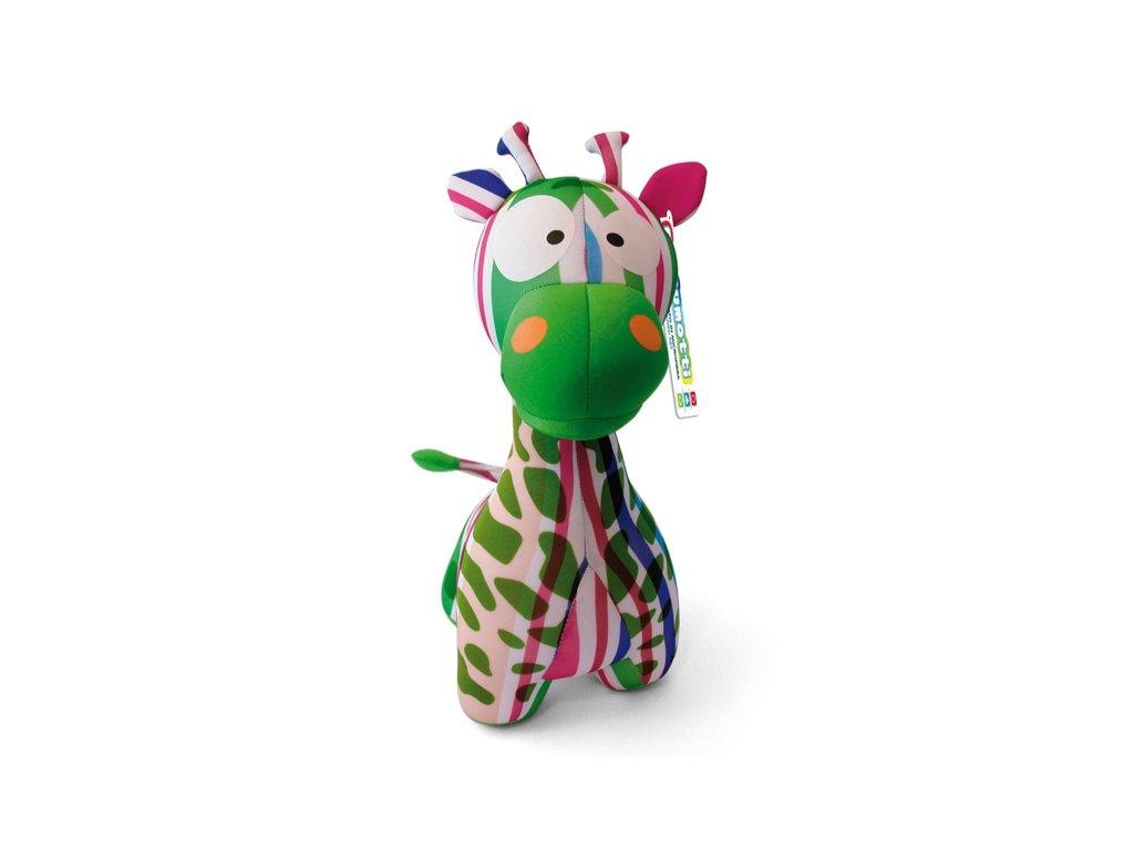 voňavý polštář žirafa a