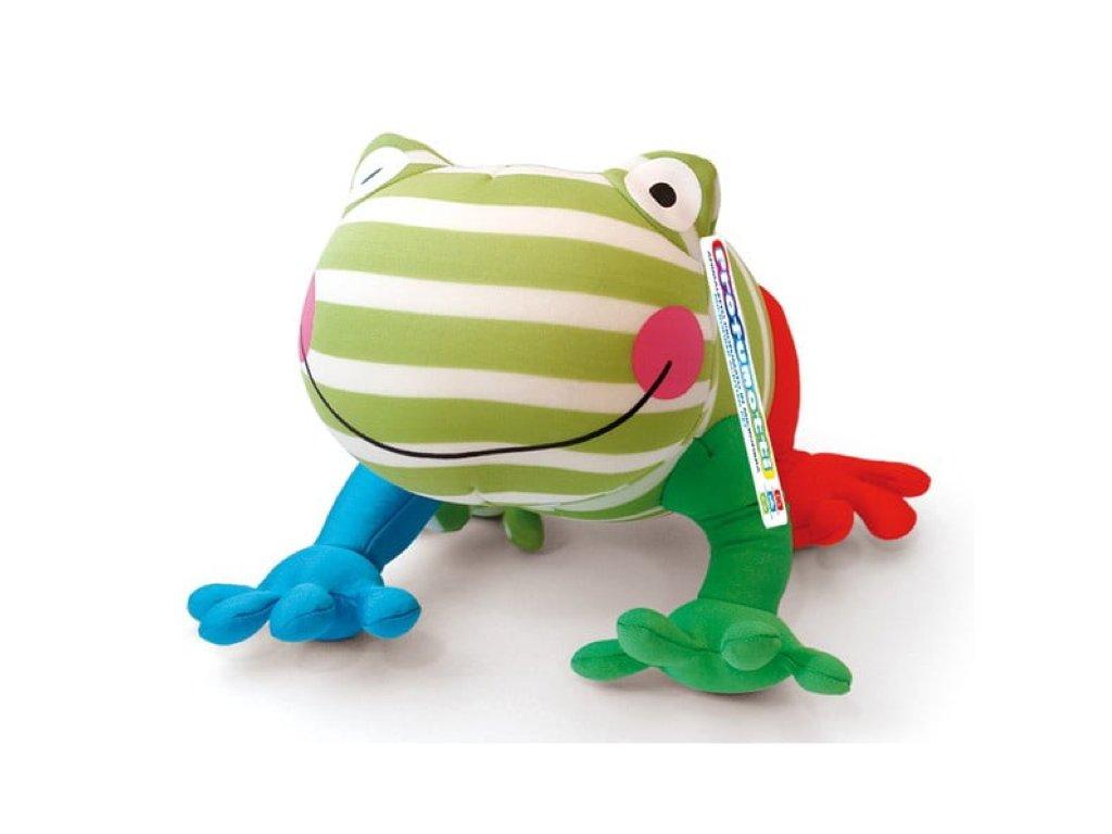 voňavý polštář žába a