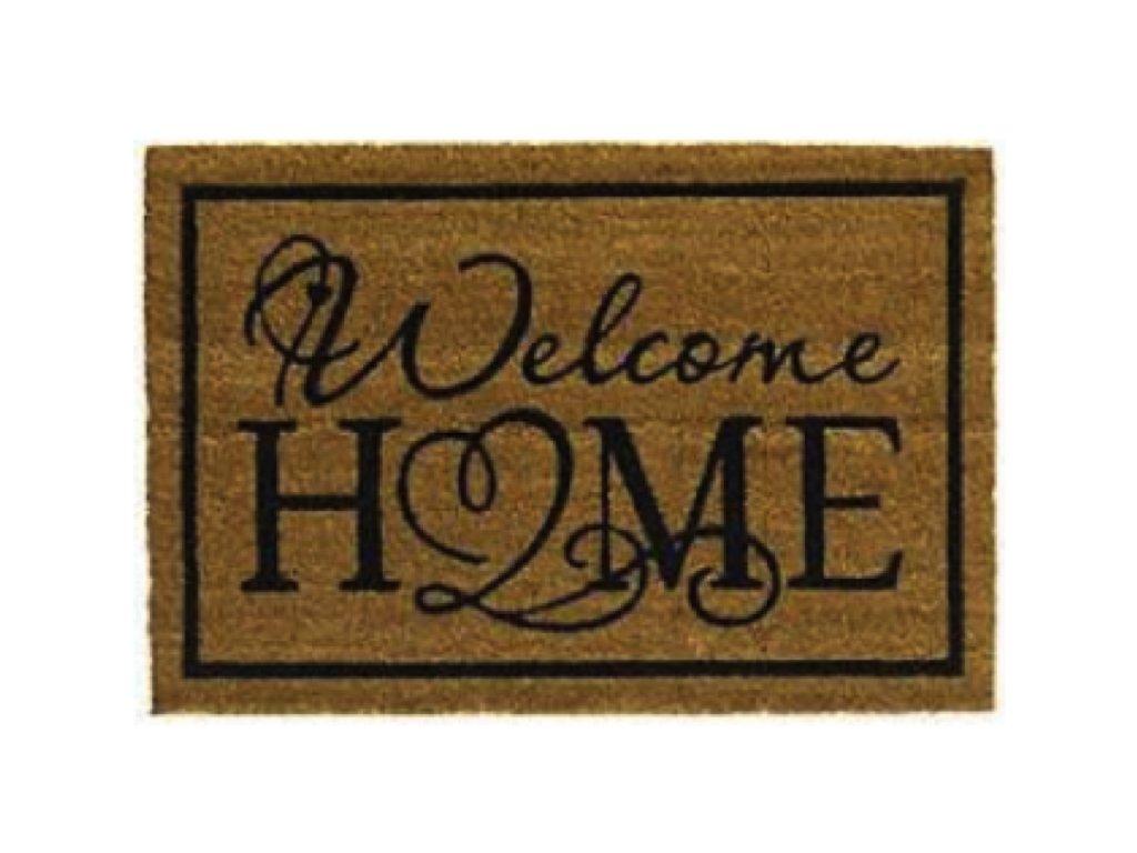 rohožka welcome home