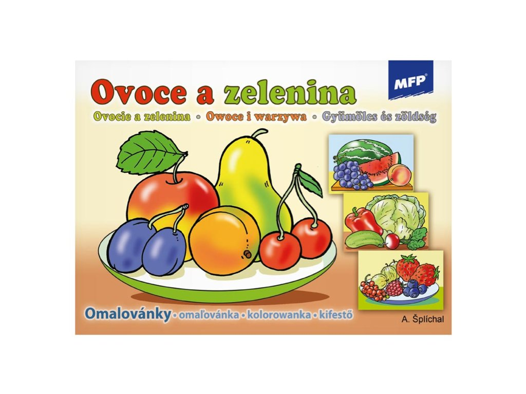 OM ovoce a zelenina