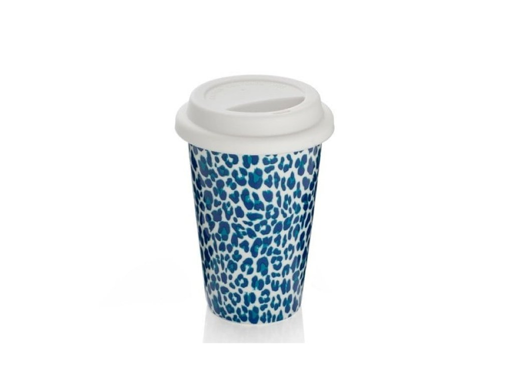 termohrnek leopard modrý