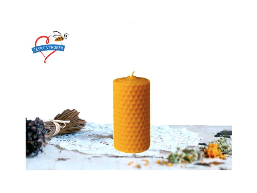 svíčka 30 x 100