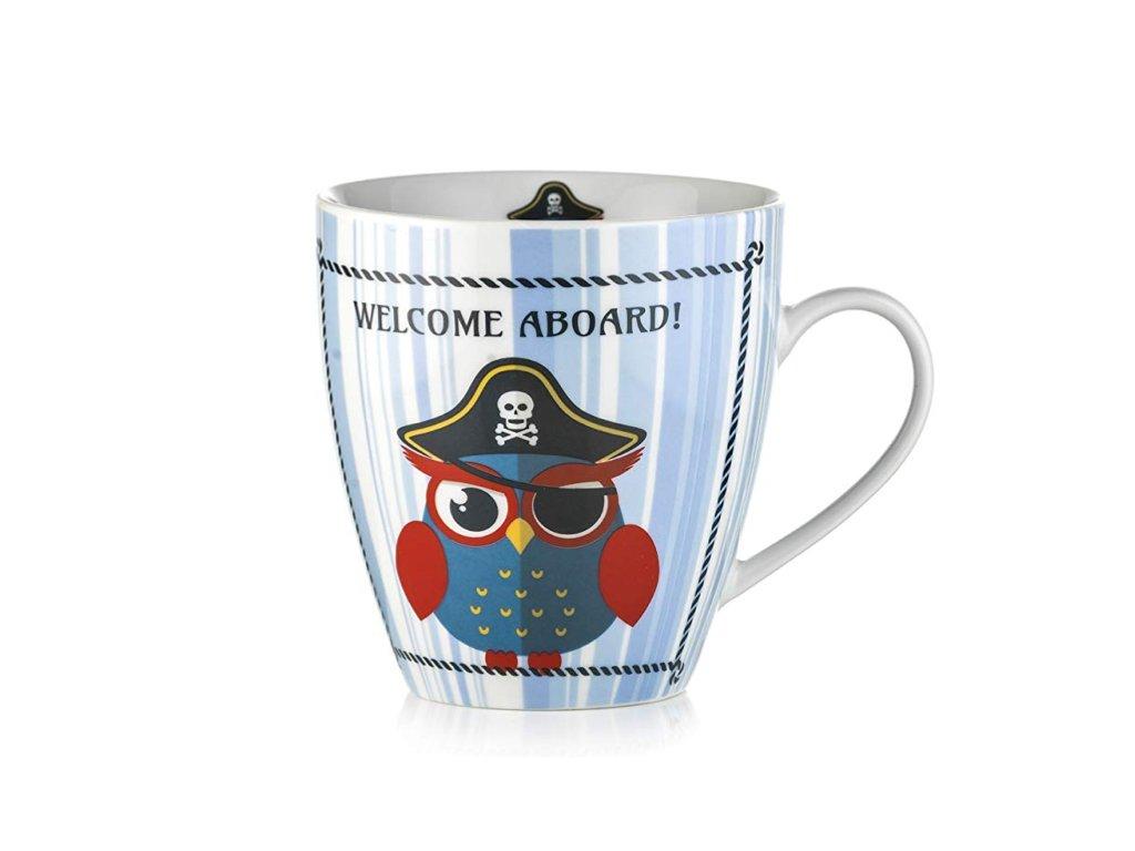 sova pirát a
