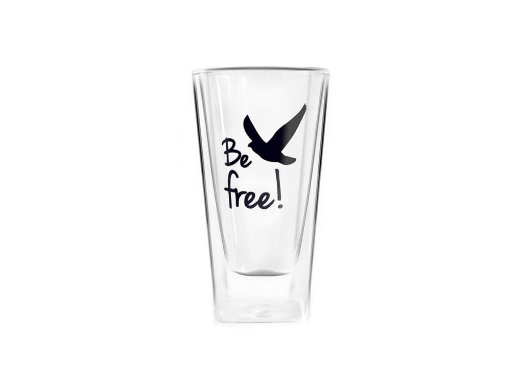 Vialli sklenice double bee free a