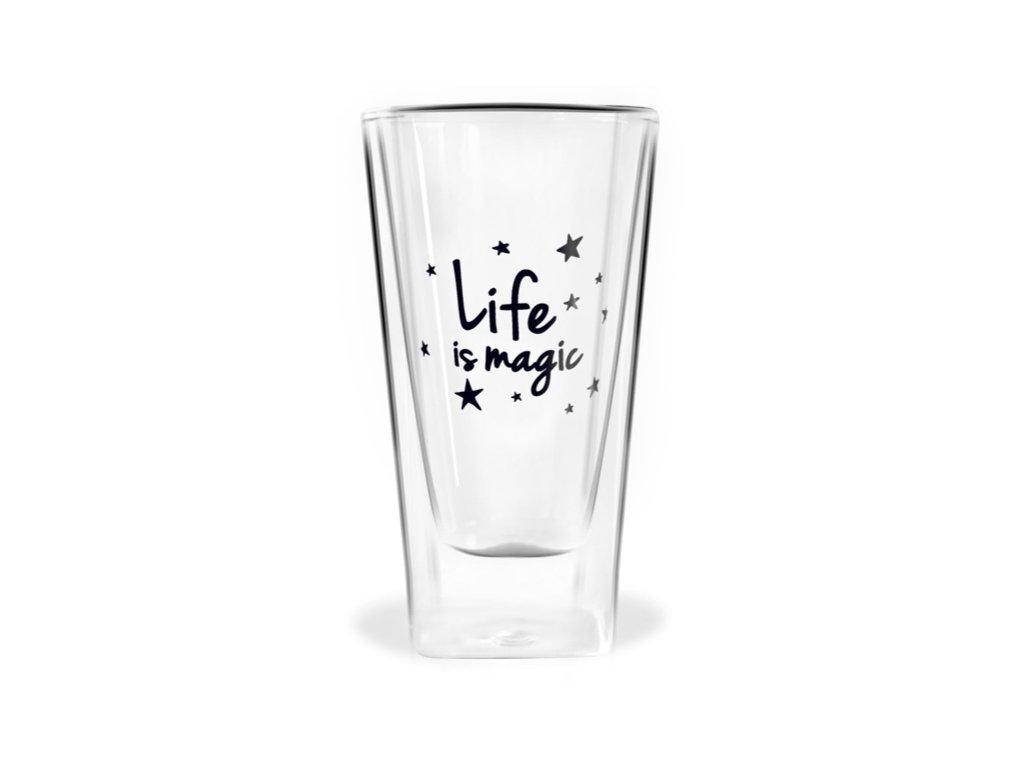 Vialli sklenice double life a