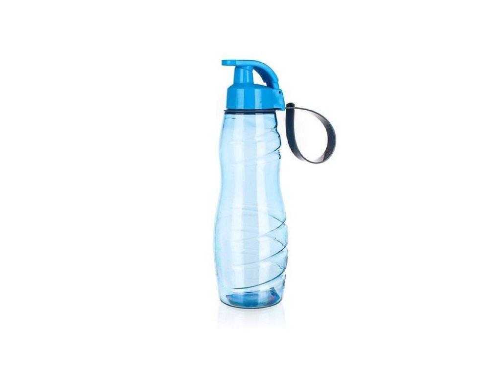lahev fit modrá a