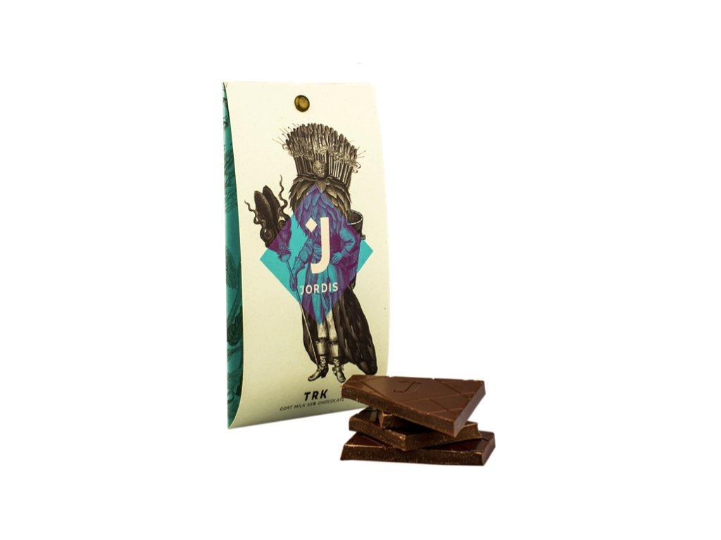 čokoláda trk a
