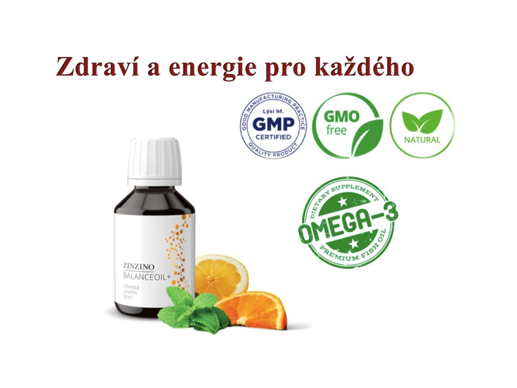 balance oil pomeranč 100 ml