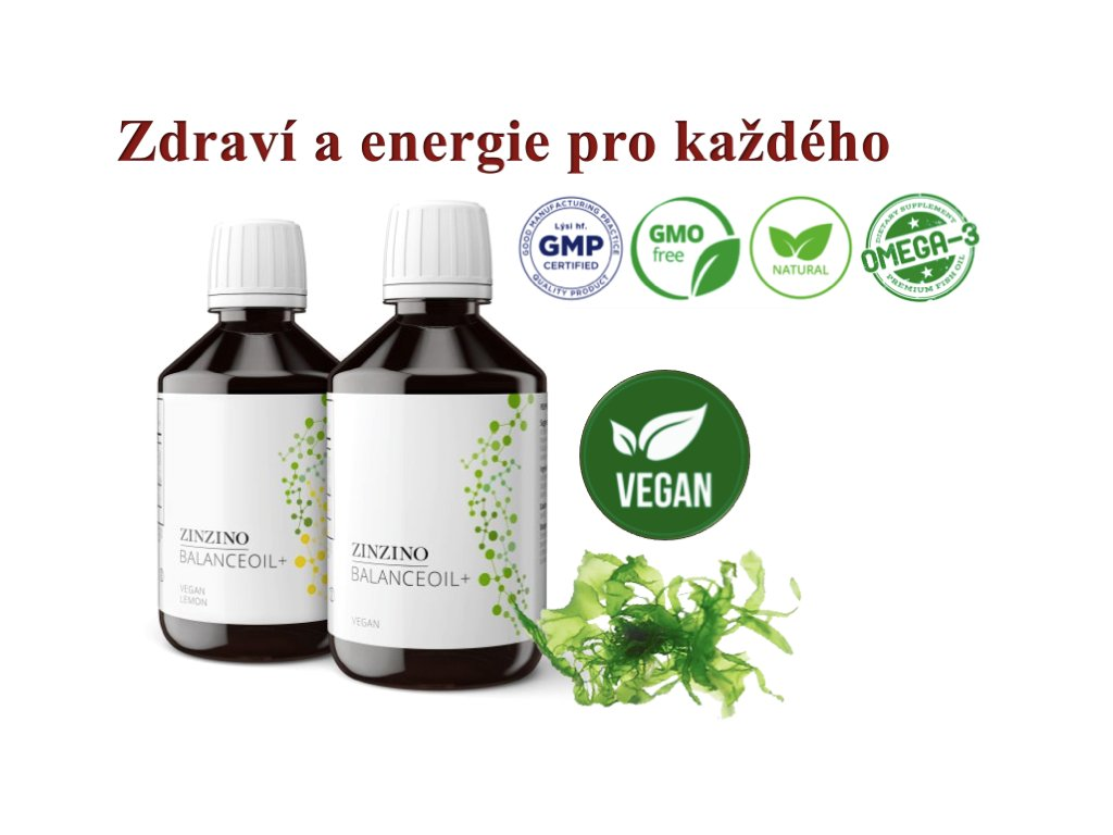 balance oil vegan 200 ml