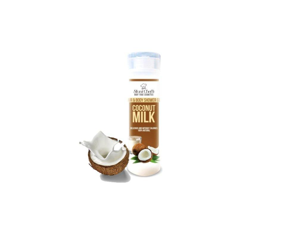 sprchový gel kokos