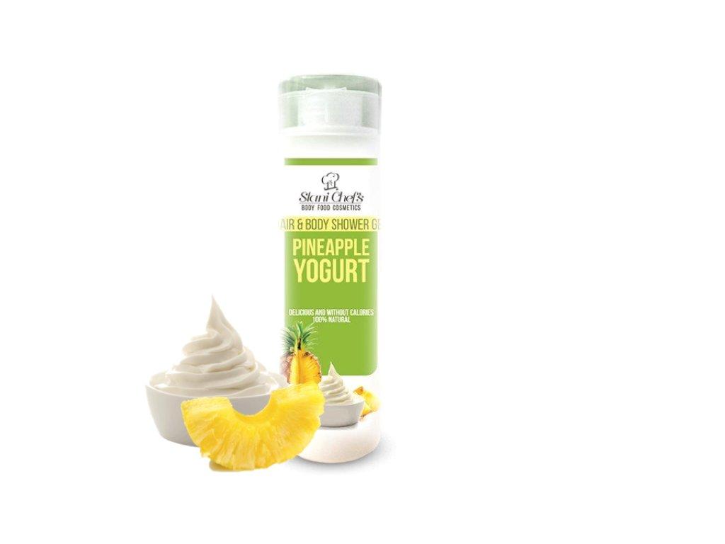 sprchový gel ananas a