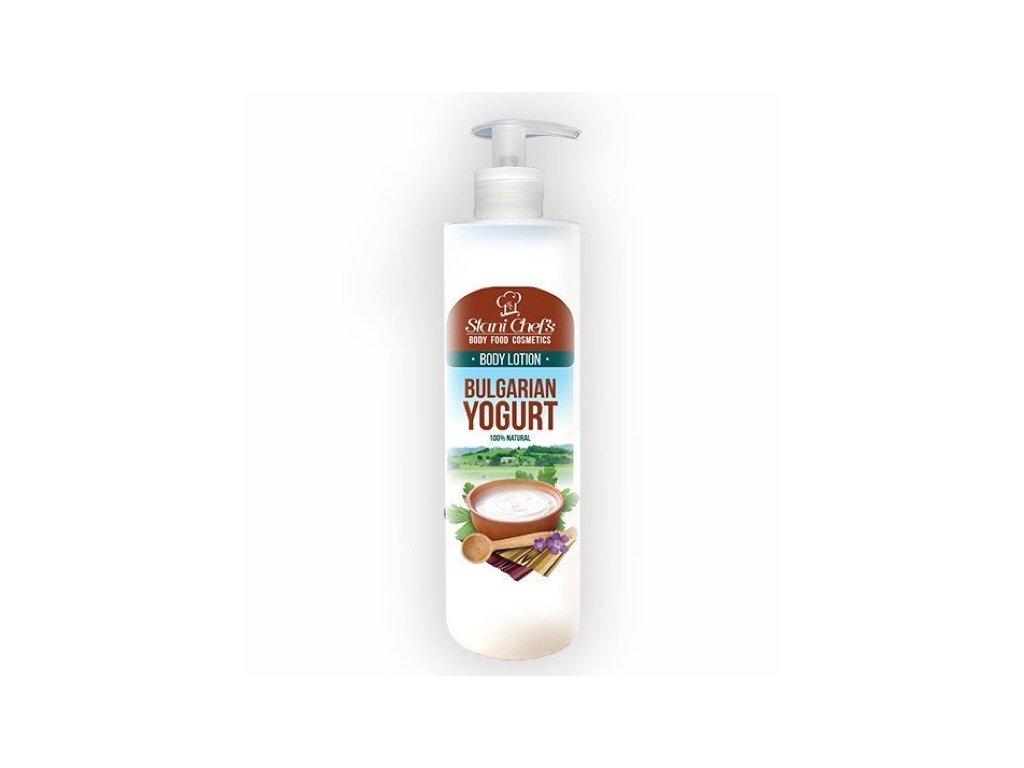 tělové mléko b jogurt